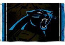 Carolina Panthers Logo Flag 3'x5'