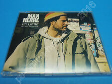 "5"" Single CD Max Herre Joy Denalane - 1 ste Liebe (J-038) 5 Tracks Germany 2004"