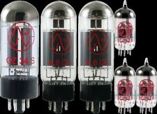 Tube Set - for Fender 59 Bassman LTD JJ Electronics APEX Matched Power Tubes