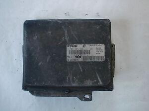 calculateur bosch 0261203736  MA3.1  9620398980 ( ref 1031)