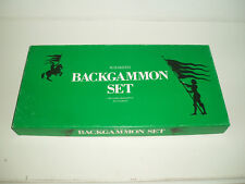 "Vintage ""Backgammon"" board game by W. H. Smiths. 1993"