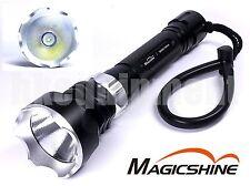 MagicShine MJ-810E Diving Scuba Cree XM-L2 U2 Flashlight+MJ6080+Charger