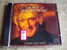 Rod Stewart   – The Best Of Rod Stewart    Label:  Warner Bros. Records – 759