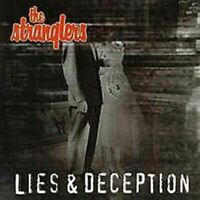 THE STRANGLERS lies & deception (2x CD, Compilation) Rock, very good condition,