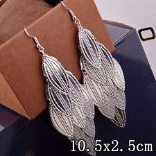 1Pair Elegant Women Lady Hook Drop Earrings Ear Stud Dangle Hoops Jewelry Gifts