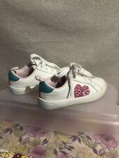 Toddler Carters Heart Sneaker Shoe