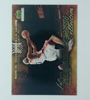 2003-04 Upper Deck Freshman Season Collection Lebron James Rookie RC #49, CAVS