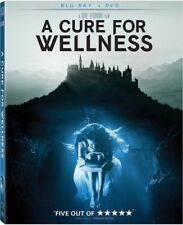 A Cure For Wellness Blu-Ray + DVD