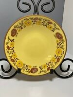 """Taylor Smith & Taylor Co. Design 70 Indian Summer Salad/Soup Bowl 7.25"""" In Dia"""