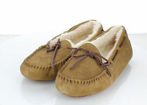 40-22 NEW $100 Women's Size 9 M UGG Dakota Suede Moccasin Slipper