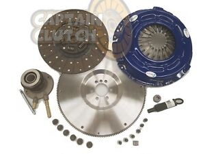 Heavy Duty Clutch Kit & Solid Flywheel & Slave for Holden Crewman VY VZ 5.7L LS1