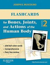 Flashcards for Bones, Joints, and Actions of the Human Body by Joseph E. Muscoli