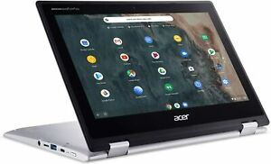 New Acer Spin 311 11.6'' Touchscreen Chromebook Intel Celeron N4000 4GB 64GB
