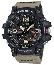 Casio GG-1000-1A5 G-Shock Mudmaster Twin Sensor Ana-Digital Men's Watch