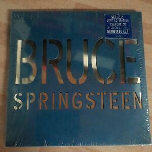 """BRUCE SPRINGSTEEN """"Human Touch"""" Limited Edition Maxi CD Neu und verschweißt"""