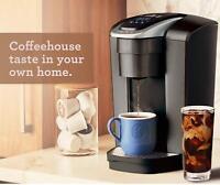 Keurig K-Elite Single Serve [Brushed Slate] Coffee Maker