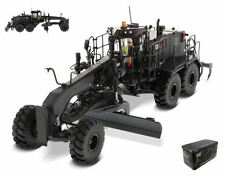 CAT 18M3 Motor Grader Special Edition ''Black Onyx Finish'' 1:50 Model
