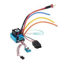 120A V2.1 Sensored Brushless Speed Controller ESC for 1/8 1/10 Car Crawler