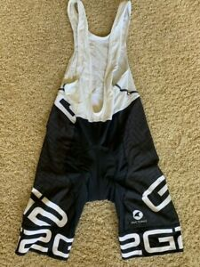 Pactimo Ascent 2.0 cycling bib shorts G2 Bike - Men's Large