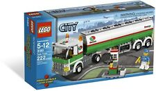 LEGO 3180 City Octan Petrol Tank Truck - Retired Set (2010) New In Sealed Box