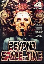BEYOND SPACE and TIME, DVD 4 movies on 2 discs Brand New