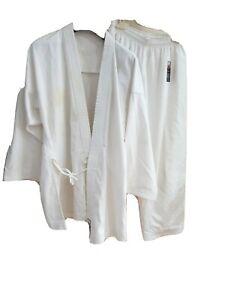 MEN karate suit XL