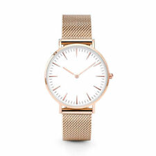 Stainless Steel Case Adult Wristwatches