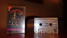 IRON MAIDEN HEAVEN CAN WAIT CASSETT  TAPE CINTA TESTADA(STUDIO PIXE GENOVA 1992)