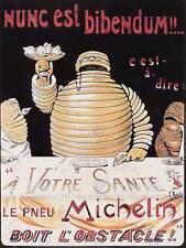 Neumáticos Michelin de Boit obstáculo bebida restaurante comida impresión de arte poster BB7046
