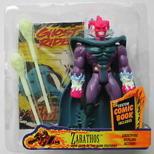 Zarathos - Ghost Rider Marvel ToyBiz (1996) Loose / Complete NM with mini-comic