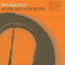 Work and Non Work by Broadcast (CD, Mar-2015, Warp)