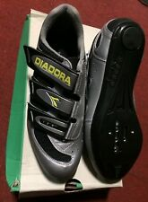 Scarpe bici corsa ciclismo Diadora Cosmo 41 42 road bike shoes bicycles