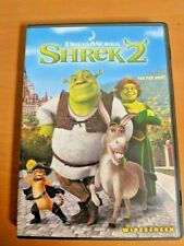 """Shrek 2"" DVD 2004 Widescreen Shrek II Shrek Two"