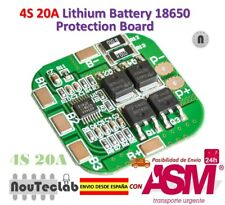 4S 14.8V / 16.8V 20A Peak Li-ion BMS PCM Battery Protection Board