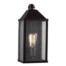 Feiss OL18000ORB 1-Bulb Outdoor Lantern, Oil Rubbed Bronze Finish