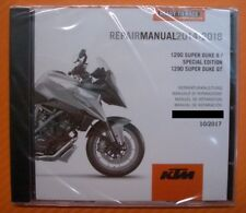 Werkstatthandbuch Reparaturanleitung  KTM 1290 SUPER DUKE GT / R Special Edition