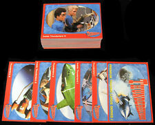 THUNDERBIRDS Trade Card Set Of 72 Mint