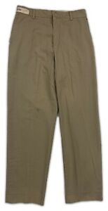 Red Kap Work Pants Gray / Black Polyblend Industrial Uniform Mechanic Tech PT20