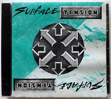 SURFACE TENSION jump the gun CD 1992 Hair Metal VG++ CD