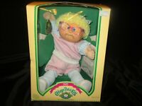 Vintage 1985 Coleco Cabbage Patch Kids Doll Mint in Original Box HEGLA CANDACE
