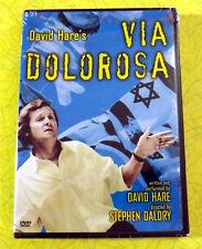 Via Dolorosa ~ New DVD Movie ~ David Hare Video