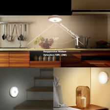 LED Motion Sensor Light USB Rechargeable LED Under Cabinet Light For Kitchen Clo