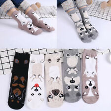 3D Fashion Printed Women Hot Ankle Socks Casual Socks Animal Cute Dog Novelty