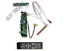 Z.VST.3663 Digital Signal DVB-C DVB-T DVB-T2 Universal LCD Controller TV Driver