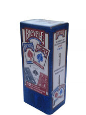 4 Decks Bicycle US Standard Playing Cards Card Poker 2 Red 2 Blue 2021