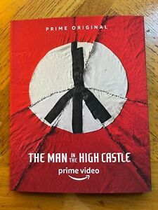 Man In the High Castle Season 3 FYC DVD AMAZON PRIME EMMY 3-disc Set New