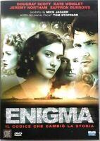 ENIGMA (2001) un film di Michael Apted - DVD EX NOLEGGIO - EAGLE