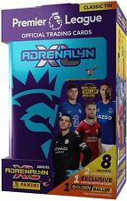 2020-21 PANINI ADRENALYN Premier League Azul Mega Tin 51 tarjetas Limited Ederson