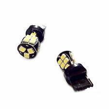 2x LED T20 3157 Canbus White 18x 5050 SMD To Fit Brake Light Toyota Corolla E12