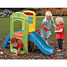 Toddler Pretend Play Set Boys Girl Baby Activity Toy Slide Outdoor Climber Balls